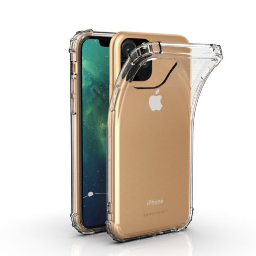 iPhone 11 Pro umbris tugevdatud nurkadega silikoonist 8