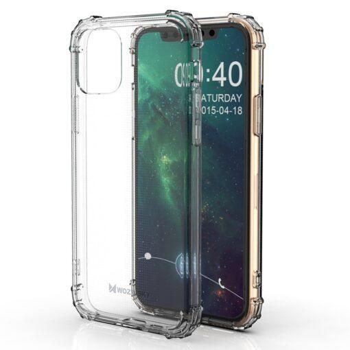 iPhone 11 Pro umbris tugevdatud nurkadega silikoonist 9