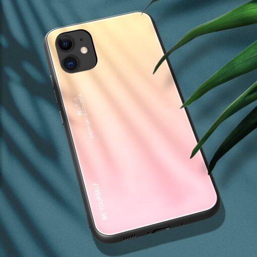 iPhone 12 ja 12 Pro umbris gradient roosa 1