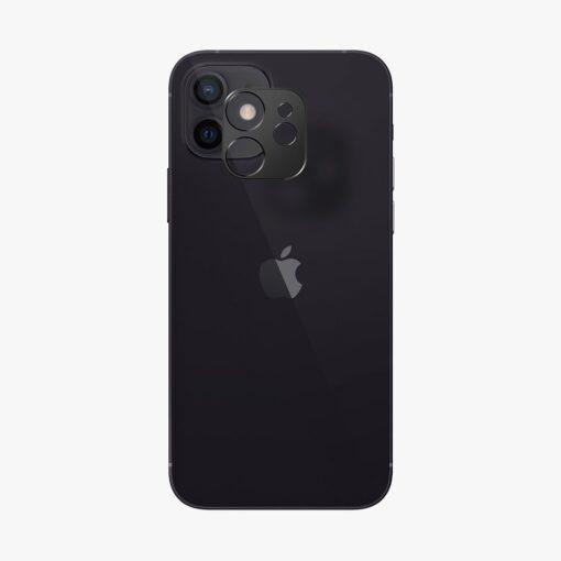 iPhone 12 mini kaamera kaitse Ringke must 1