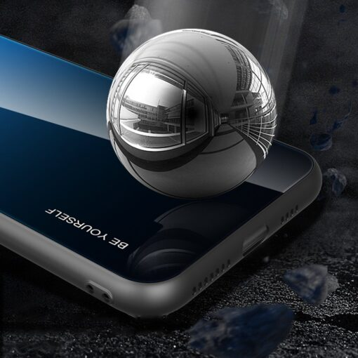 iPhone 12 mini umbris gradient must punane 7