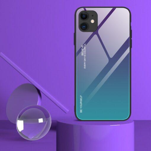 iPhone 12 mini umbris gradient roheline lilla 1