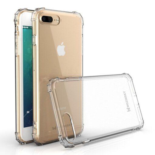 iPhone 8 Plus7 Plus umbris tugevdatud nurkadega silikoonist 3