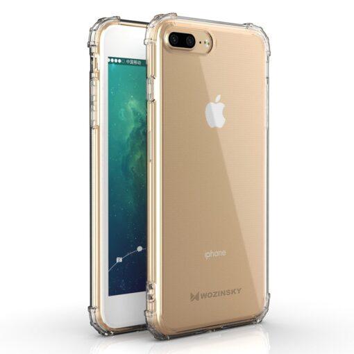 iPhone 8 Plus7 Plus umbris tugevdatud nurkadega silikoonist