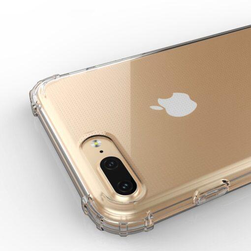 iPhone 8 Plus7 Plus umbris tugevdatud nurkadega silikoonist 6