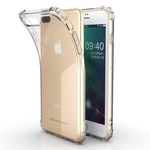 iPhone 8 Plus7 Plus umbris tugevdatud nurkadega silikoonist 8