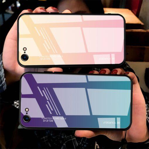 iPhone SE 2020 iPhone 8 iPhone 7 umbris gradient must punane 12