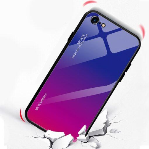 iPhone SE 2020 iPhone 8 iPhone 7 umbris gradient must punane 2