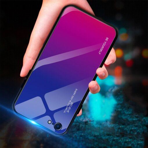 iPhone SE 2020 iPhone 8 iPhone 7 umbris gradient must punane 3