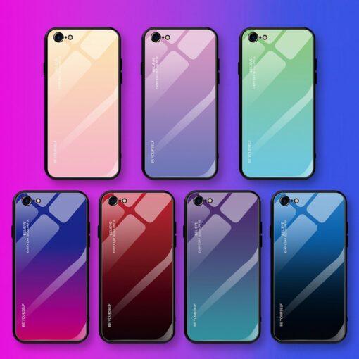 iPhone SE 2020 iPhone 8 iPhone 7 umbris gradient must punane 4