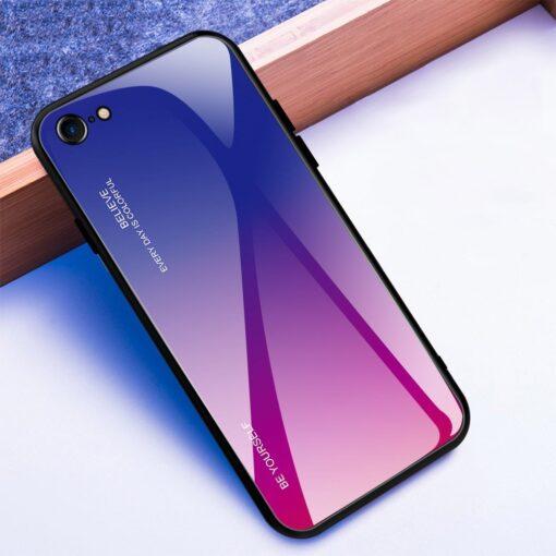 iPhone SE 2020 iPhone 8 iPhone 7 umbris gradient must punane 5