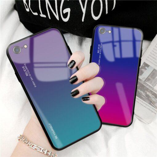 iPhone SE 2020 iPhone 8 iPhone 7 umbris gradient roosa 10