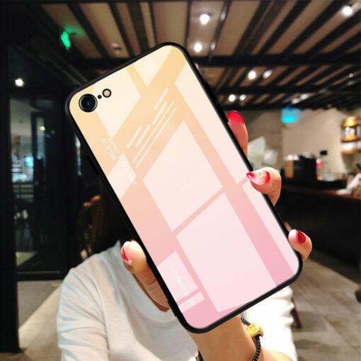 iPhone SE 2020 iPhone 8 iPhone 7 umbris gradient roosa 13