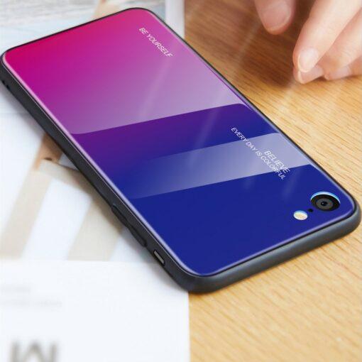 iPhone SE 2020 iPhone 8 iPhone 7 umbris gradient roosa 7