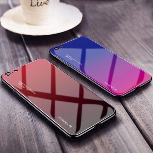 iPhone SE 2020 iPhone 8 iPhone 7 umbris gradient roosa 8
