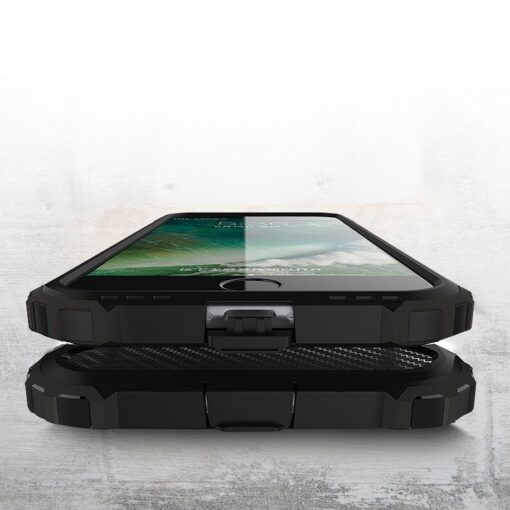 iPhone SE202087 umbris Hybrid Armor plastikust taguse ja silikoonist raamiga hobe 2