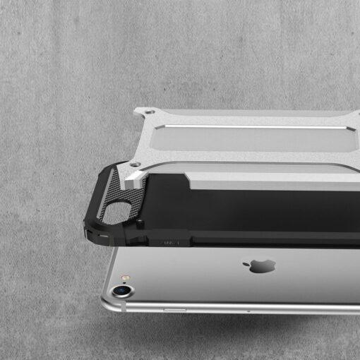 iPhone SE202087 umbris Hybrid Armor plastikust taguse ja silikoonist raamiga hobe 5