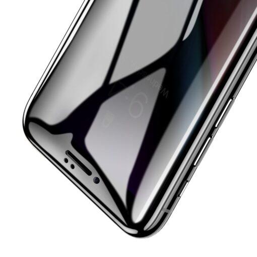 2tk iPhone 87 Plus kaitseklaas Privaatsusfiltriga Privacy must 4