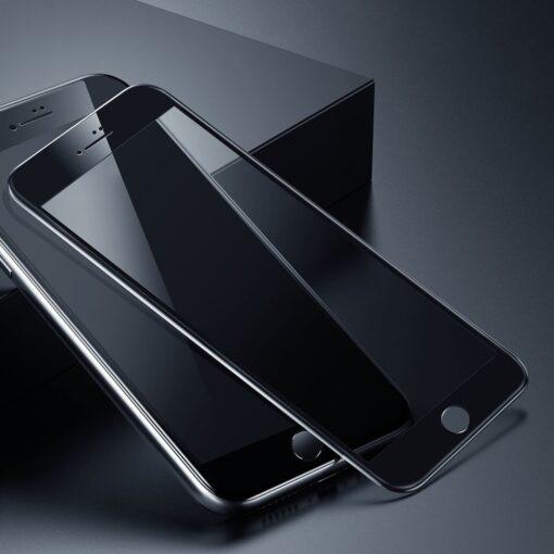2tk iPhone 87 Plus kaitseklaas Privaatsusfiltriga Privacy must 5