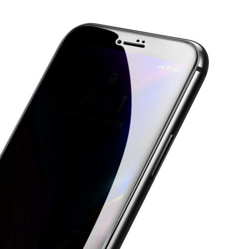 2tk iPhone 87 Plus kaitseklaas Privaatsusfiltriga Privacy must
