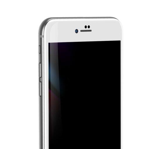 2tk iPhone 87 Plus kaitseklaas Privaatsusfiltriga Privacy valge 1