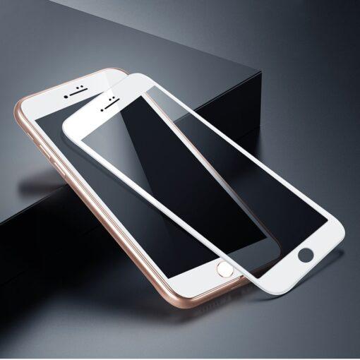 2tk iPhone 87 Plus kaitseklaas Privaatsusfiltriga Privacy valge 14