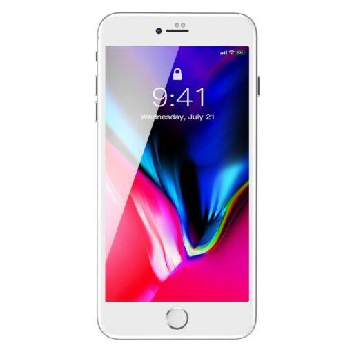 2tk iPhone 87 Plus kaitseklaas Privaatsusfiltriga Privacy valge 2