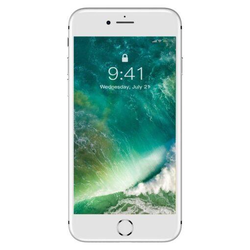 2tk iPhone 87 Plus kaitseklaas sinise valguse kaitsega Anti Blue Light valge 3