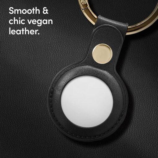 Airtag umbris Spigen Cyrill Basic Leather Apple Airtag Must 9