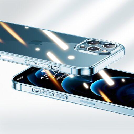 iPhone 12 PRO silikoonist umbris Joyroom Crystal Series labipaistev 5