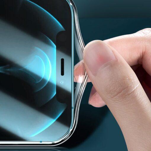 iPhone 12 PRO silikoonist umbris Joyroom Crystal Series labipaistev 8