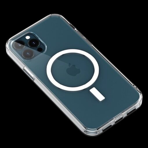 iPhone 12 Pro Max MagSafe umbris silikoonist Joyroom Michael Series labipaistev 4