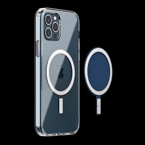 iPhone 12 Pro Max MagSafe umbris silikoonist Joyroom Michael Series labipaistev 5