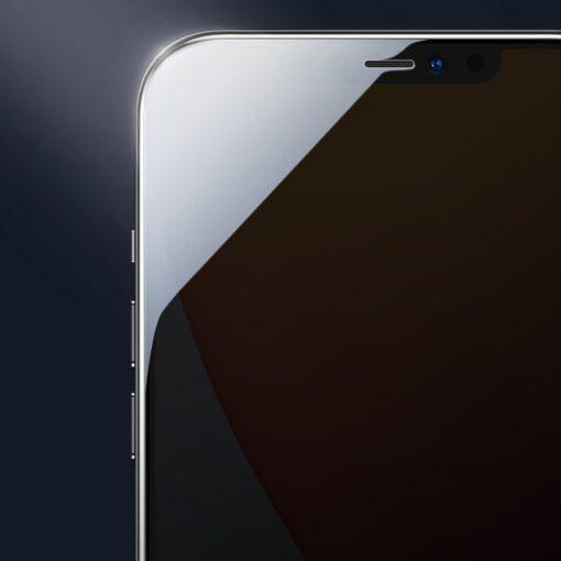 iPhone 12 Pro Max privaatsusfiltriga kaitseklaas Joyroom Knight 2