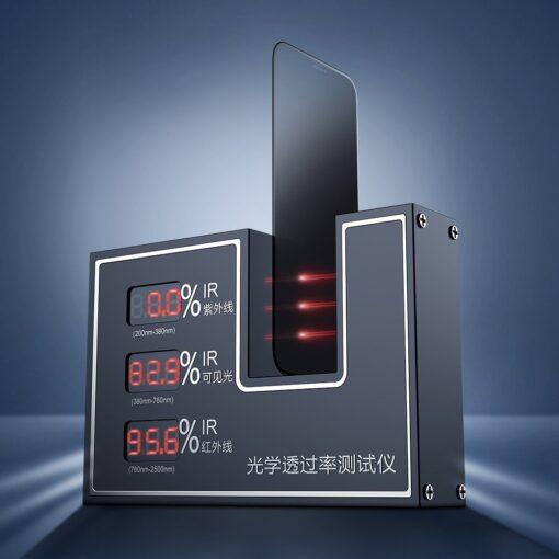 iPhone 12 Pro Max privaatsusfiltriga kaitseklaas Joyroom Knight 5