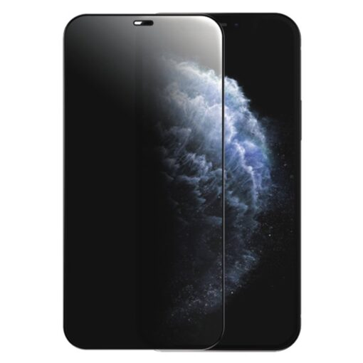 iPhone 12 Pro Max privaatsusfiltriga kaitseklaas Joyroom Knight