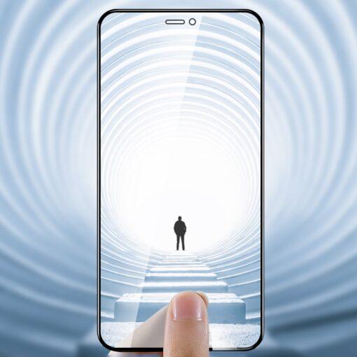 iPhone 12 Pro Max privaatsusfiltriga kaitseklaas Joyroom Knight 6