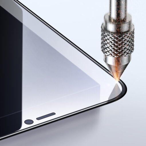 iPhone 12 Pro Max privaatsusfiltriga kaitseklaas Joyroom Knight 9