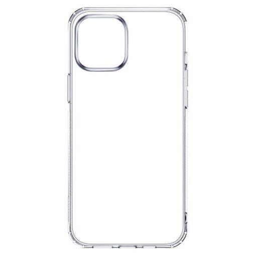 iPhone 12 Pro Max umbris Joyroom T silikoonist labipaistev 1