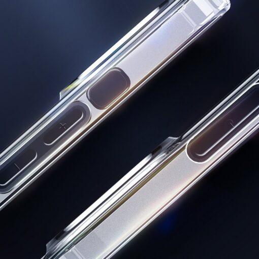 iPhone 12 Pro Max umbris Joyroom T silikoonist labipaistev 10
