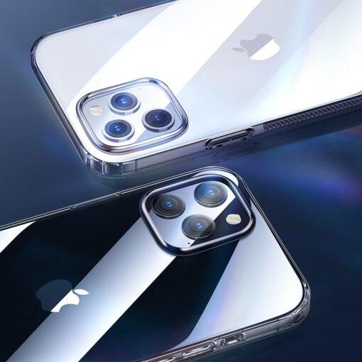 iPhone 12 Pro Max umbris Joyroom T silikoonist labipaistev 11