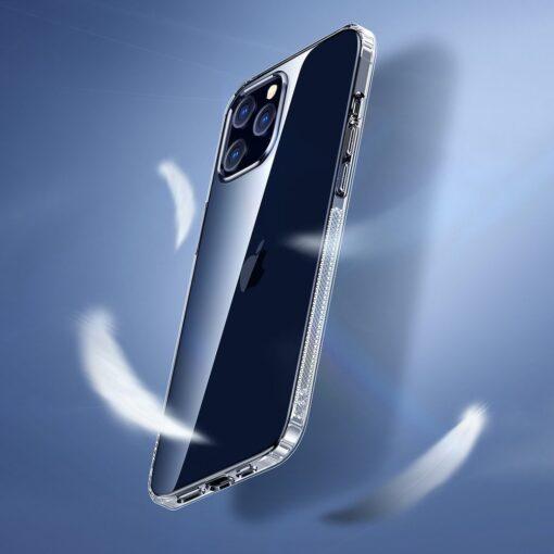 iPhone 12 Pro Max umbris Joyroom T silikoonist labipaistev 12