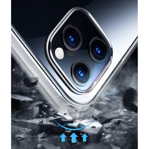 iPhone 12 Pro Max umbris Joyroom T silikoonist labipaistev 3