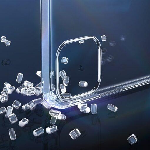 iPhone 12 Pro Max umbris Joyroom T silikoonist labipaistev 8