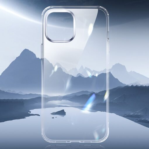 iPhone 12 Pro Max umbris Joyroom T silikoonist labipaistev 9