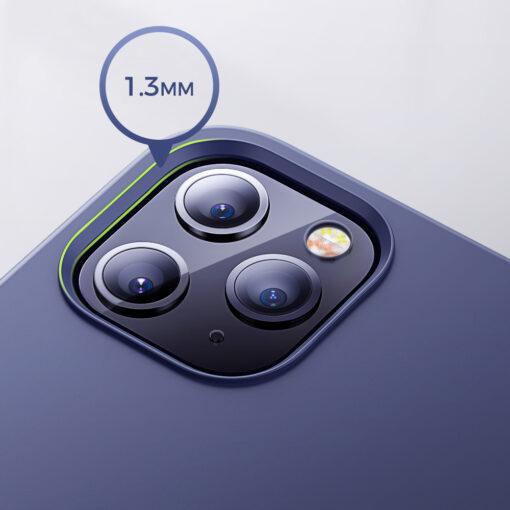 iPhone 12 ja 12 PRO silikoonist umbris Joyroom Color Series must 7 1