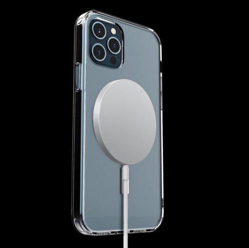 iPhone 12 ja 12 Pro MagSafe umbris silikoonist Joyroom Michael Series labipaistev 11