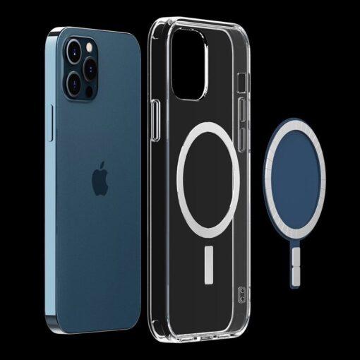 iPhone 12 ja 12 Pro MagSafe umbris silikoonist Joyroom Michael Series labipaistev 7