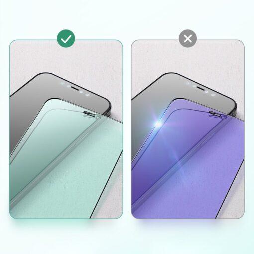 iPhone 12 ja 12 Pro kaitseklaas sinise valguse kaitsega Anti Blue light Joyroom 6