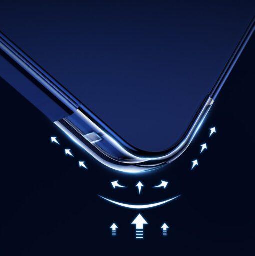 iPhone 12 ja 12 Pro silikoonist umbris laikivate servadega Joyroom must 7
